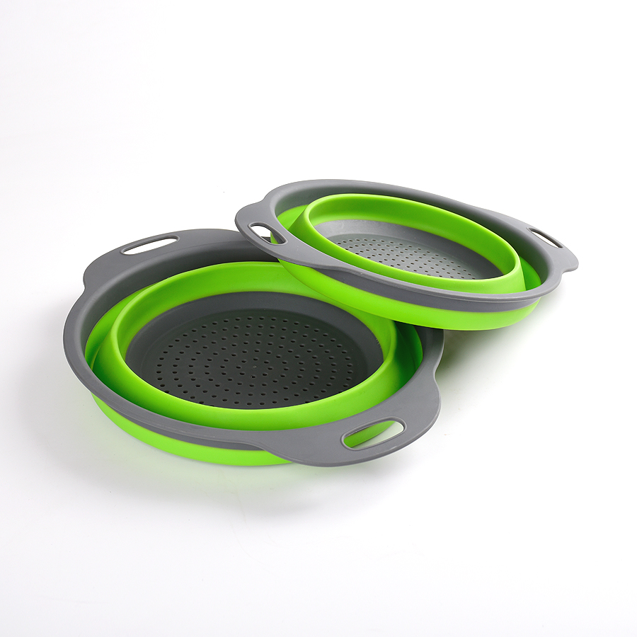 kitchen collapsible colanders