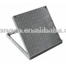 Grille composée, grille en acier composée, grille combinée, plaque de contrôle
