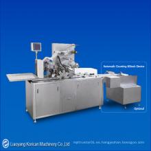 (TMP-200B) Celofán automático sobre embalar la máquina de embalaje