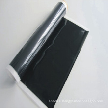 Black Solid Silicone Rubber Sheet with Insulation Resistant