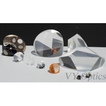 Prismas de sílica fundida UV Penta para instrumentos a laser