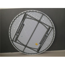 160cm Round Folding Table for 8-10 Pepole Seat for Party Use