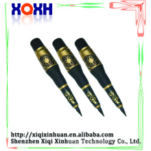 Electric permanent eyebrow lips pen black color Permanent Eyebrow Rotary Tattoo Machines with needles