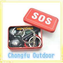 2015 kits quentes da sobrevivência da tendência SOS da forma da venda