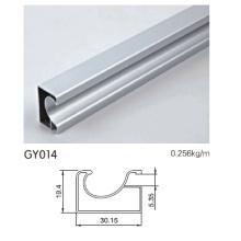 Handle Shaped Aluminium Kitchen Cabinet Frame