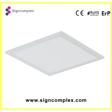 4014SMD Chip 90lm / W IP40 Square 600X600mm Panel LED de luz 60W