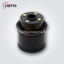DN200 Rubber Piston Ram para PM Concrete Pump