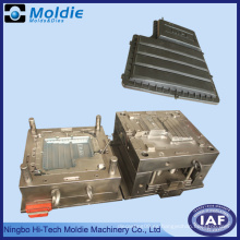 Molde de inyección de plástico para filtro auto (VW)