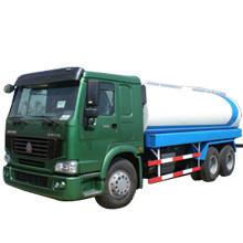 Caminhão de tanque de Sinotruk HOWO 6x4 336HP