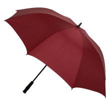 Parapluie manuel Open Golf Rouge (JS-033)
