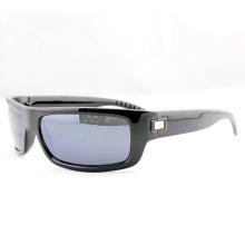 Модные поляризованные защищенные от ультрафиолетовых лучей спортивные солнцезащитные очки для мужчин (14197)
