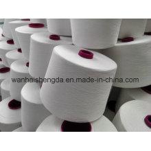 Fil 100% filé de fil de couture de polyester tourné