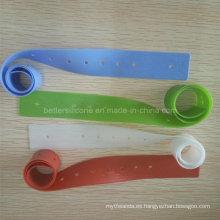 Cinturón de torniquete de silicona de emergencia de grado médico