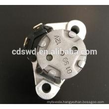 High quality terex parts solenoid coil 12v dc, solenoid valve coil 23019734
