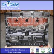 4bd1/4bd1t V8 Diesel Engine Cylinder Block for Isuzu Model