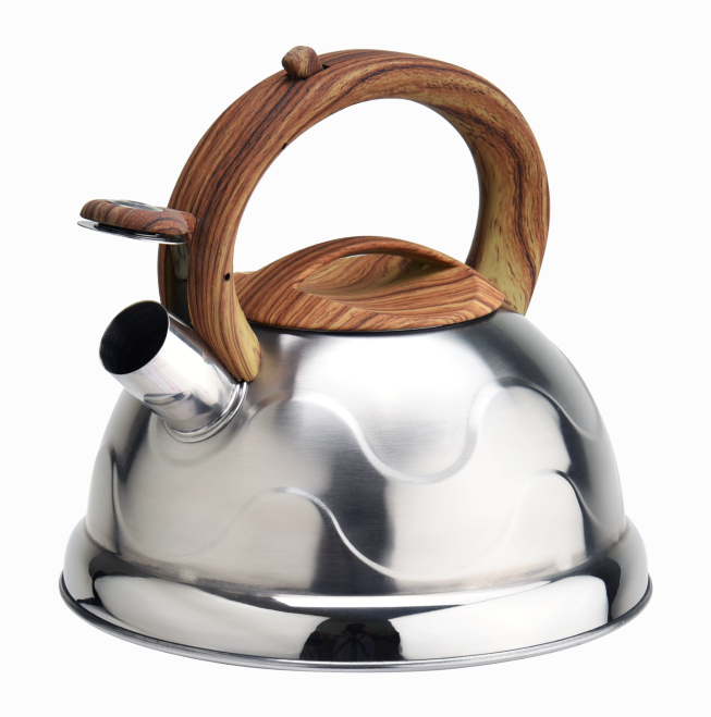 Popular Whistling Kettles Anti Hot Handle 389