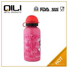 Bunte Kinder Bpa kostenlose Flaschen mit Wasser