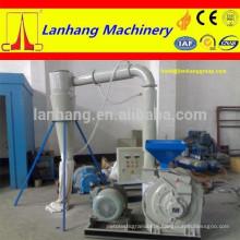 PVC Plastic Turbo Pulverizer Mill