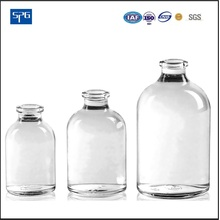 ISO Standard Moulded Injection Vial for Pharmaceutical