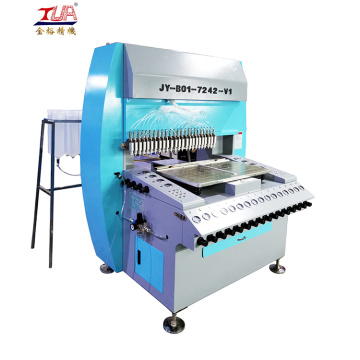custom 3d soft rubber fridge magnet manufacturing machine