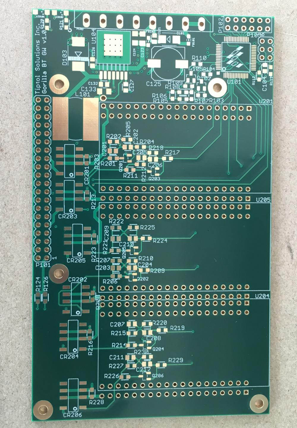 4 layer 4OZ PCB