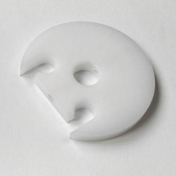 Kundenspezifische Bearbeitung PVDF Kunststoffteile