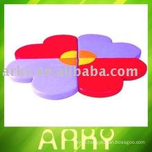 High Quality Flower Shape Soft Play Mat