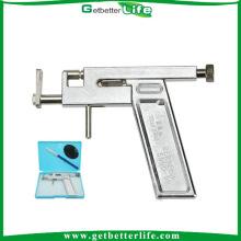 Corps de fer indolore professionnel Piercing pistolet pour perçage corporel
