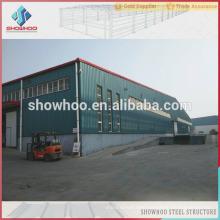 Mobile Steel Frame Steel Structure Prefab Car Garage China