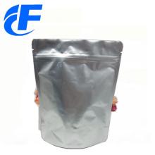 Wiederverwendbare kundenspezifische Aluminiumfolie-Nahrungsmittelverpackungs-Ziplock-Tasche