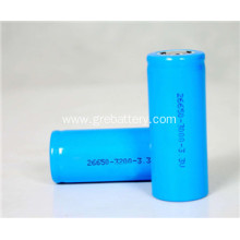 3.2V rechargeabe lithium battery LiFePO4 battery cells