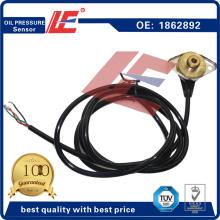Sensor de pressão do óleo do caminhão do carro Sensor Indicador Transdutor 1862892 para Scania Truck Sensor