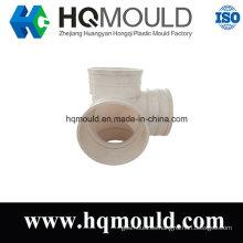 Acoplamiento plástico de las colocaciones de tubo del codo de cinco vías