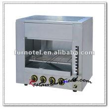 K092 Counter Top Gas Infrared Salamander Grill