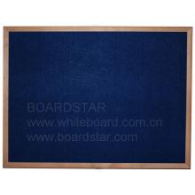 Доска объявлений с обрамлением древесины (BSFCO-W)