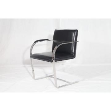 Replica di Van Der Rohe Brno Flat Bar Chair