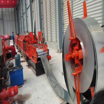 Blechboden Deck Roll Forming Machine