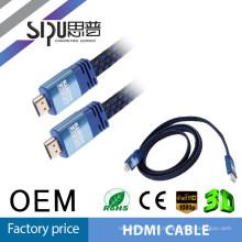 2015 HOT SELL 1M 3M 5M 10M 30m V1.4 HDMI Cable M to M For BLURAY 3D DVD PS 3 HDTV 360