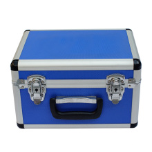 Azul Caja de aluminio Azul Caja de aluminio azul Caja de aluminio azul Caja de aluminio azul