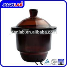 Equipamento JOANLAB Desecador de vácuo de vidro marrom para venda
