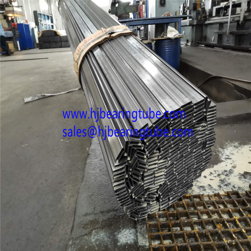 C350 rectangular steel pipes
