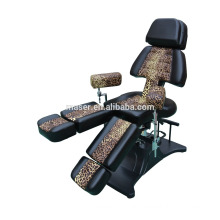 Multifunctional High-end Tattoo Beauty Bed , Massage bed