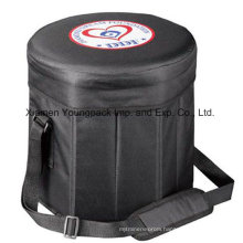 Custom Padded 30-Can Foldable Insulated Cooler Seat