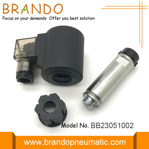 solenoid operated valve coil 230v ac