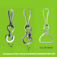 Deformation Triangle Buckle, Iron Wire Buckle
