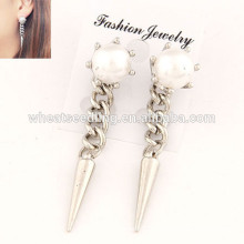 Boucles d'oreilles en gros boucles d'oreille à perles