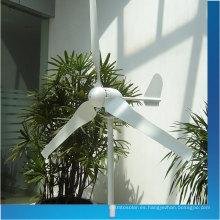 Generador de la turbina de viento 300W-500W / generador de la energía eólica