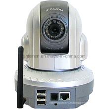 Caméra domotique PTZ PTZ sans fil 650tvl (IP-06-3W)