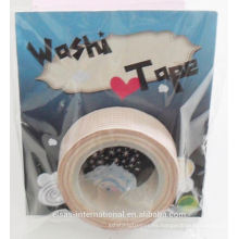venta al por mayor Diy brillan japonés washi tape