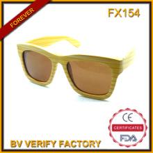 Fx154 Оптовая ручной работы бамбук кадр очки